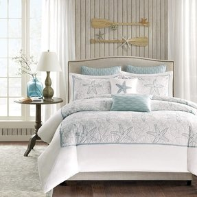 Beach Theme Bedding Sets - Foter