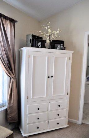 Bedroom Armoire Tv