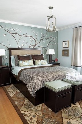Beige bedroom furniture 6