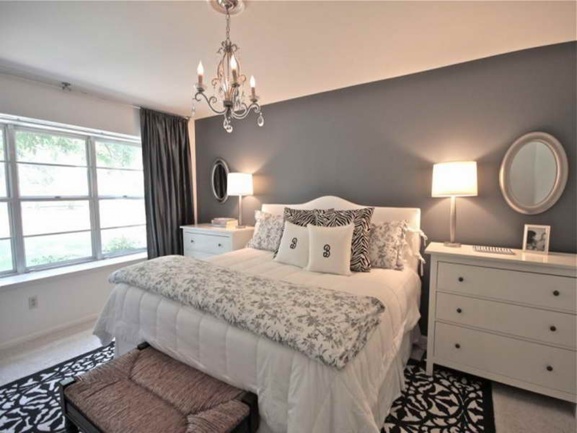 Black And Grey Bedroom Furniture