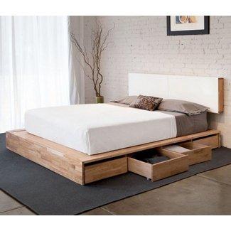 e016a570fc3138 Simple Platform Beds - Ideas on Foter
