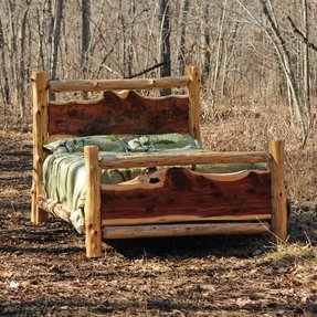 Cedar bedroom furniture