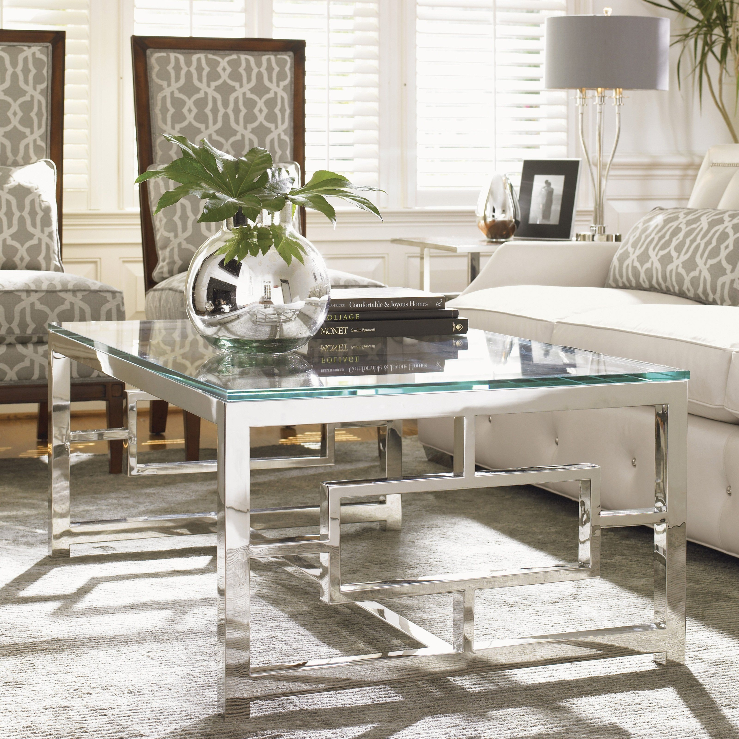 Chrome Coffee Tables Foter