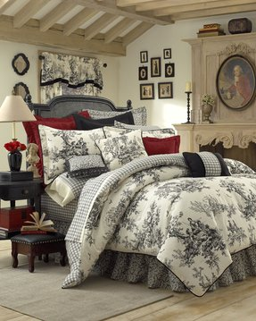 Colonial bedroom sets 3