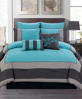 Colorful bedding sets