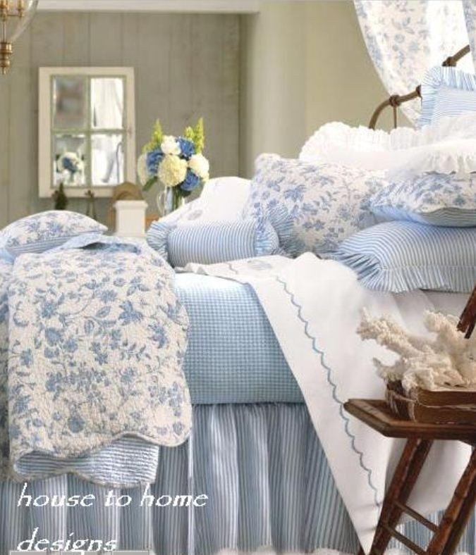 Country French Bedroom Furniture