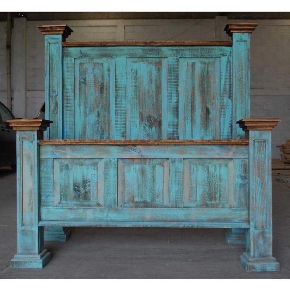 Delicieux Distressed Pine Bedroom Furniture