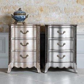 diy metallic furniture. Diy Silver Furniture Metallic S