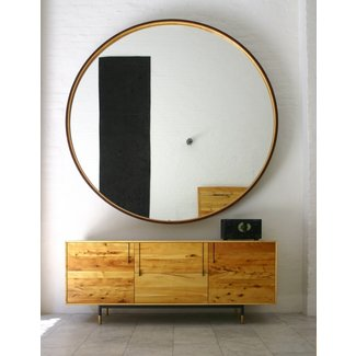 Diy wall mirror ideas