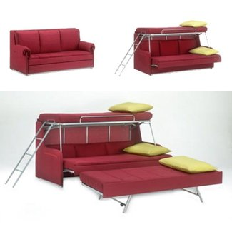 Fold Down Sofa Bed 1