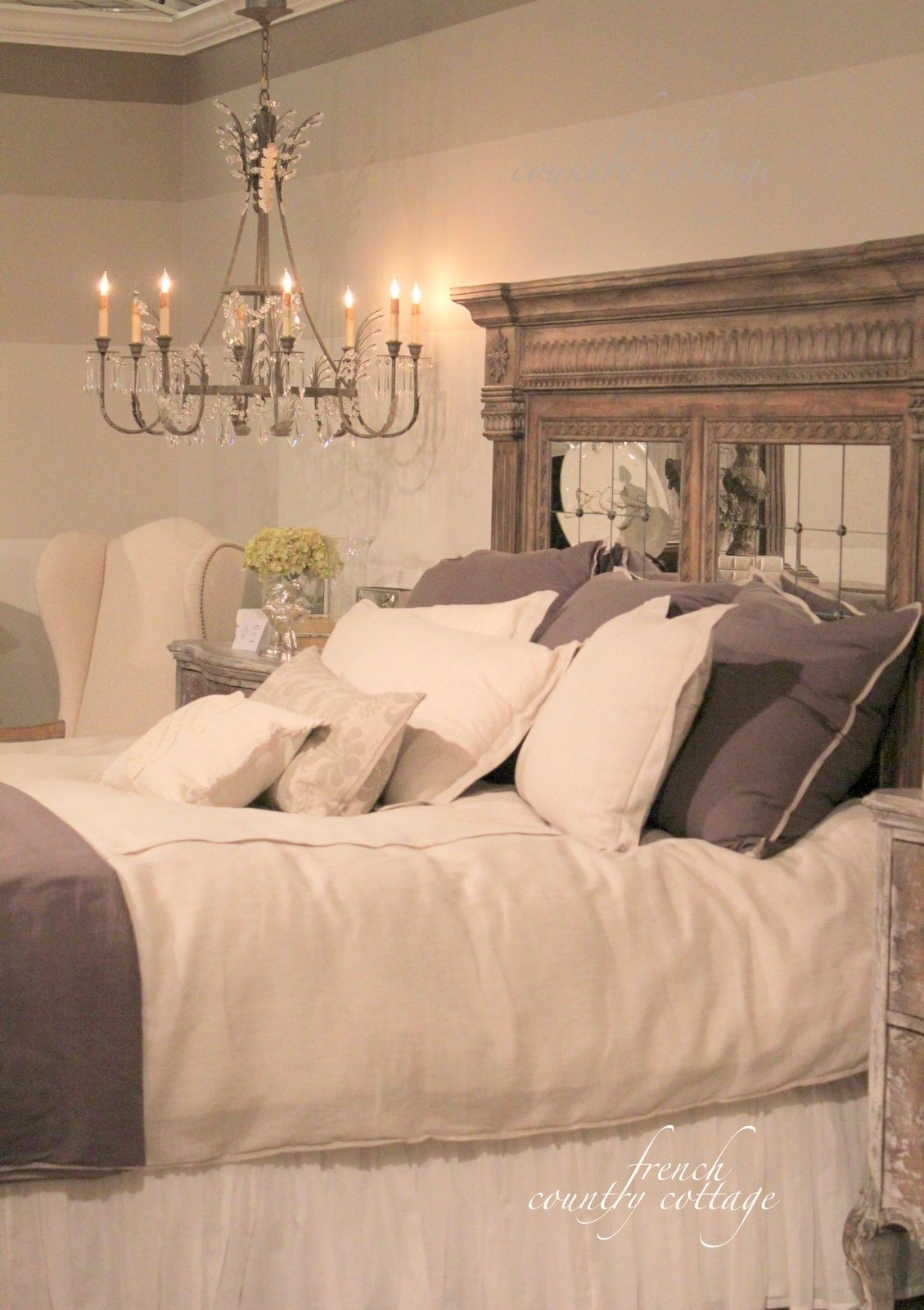 French Country Bedroom