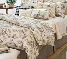 marvelous blue sky bedroom country styl | French Country Bedroom Sets - Foter