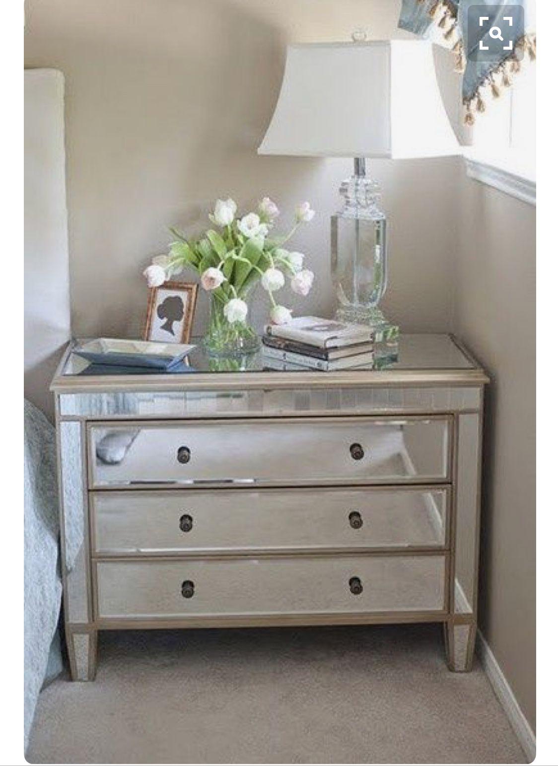 Amazing Glass Bedroom Furniture