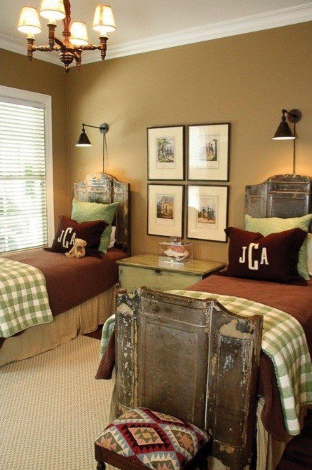 Green Bedroom Set