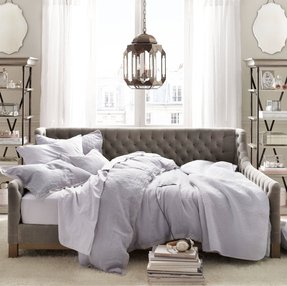 How To Turn A Full Bed Into Daybed