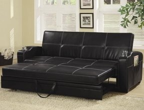 Leather Futons 1