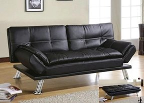 Leather futons 2