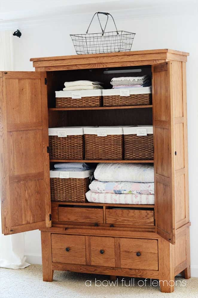 armoires with shelves ideas on foter rh foter com  large armoire with shelves and drawers