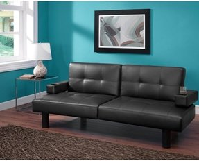 Leather Futons Ideas On Foter