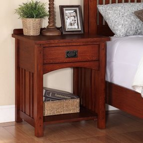 Mission nightstands 21