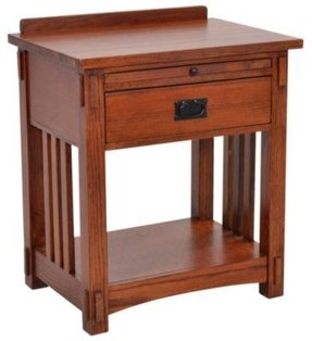 Mission Style Night Stand
