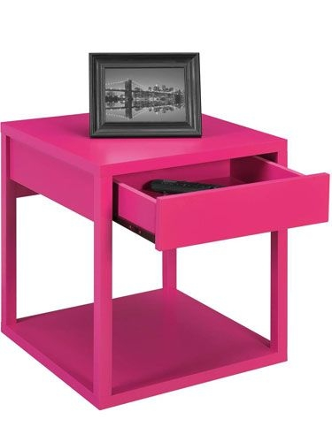Attrayant Pink End Tables