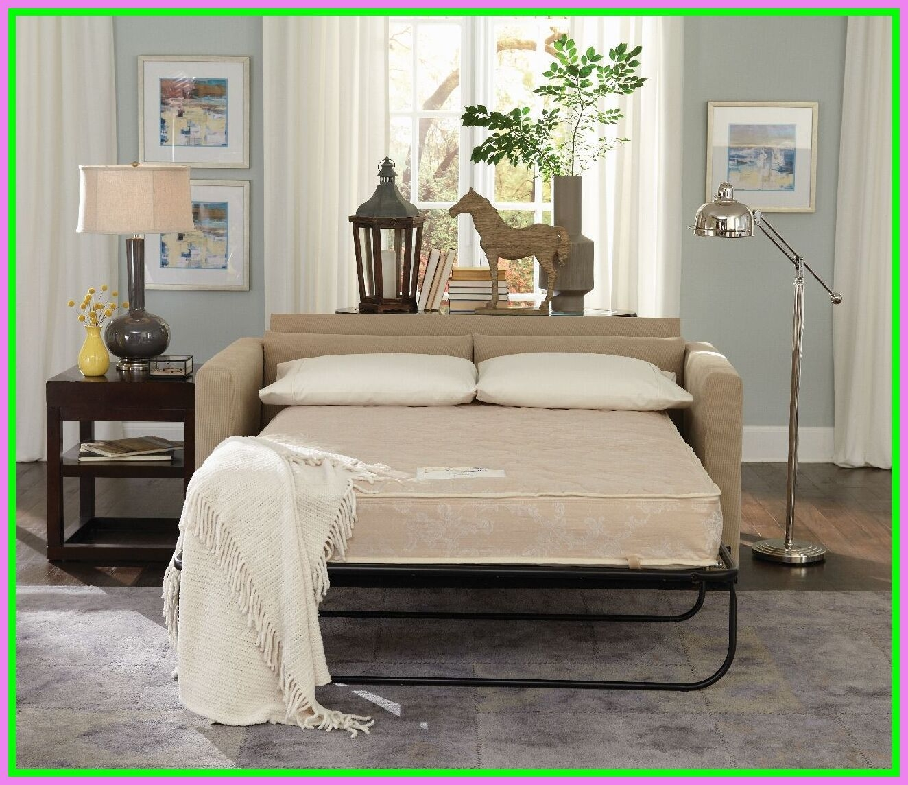 Delicieux Pull Out Sleeper Sofa