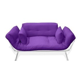 Purple Futon