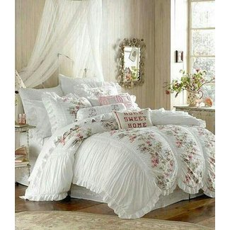 Astounding Shabby Chic Bedroom Sets Ideas On Foter Home Interior And Landscaping Staixmapetitesourisinfo