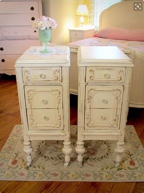 Shabby Chic End Tables Ideas On Foter