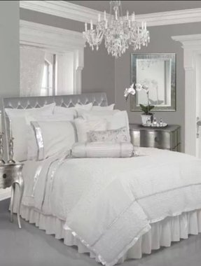 Silver bedroom sets 1