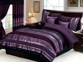 Striped bedding sets 10