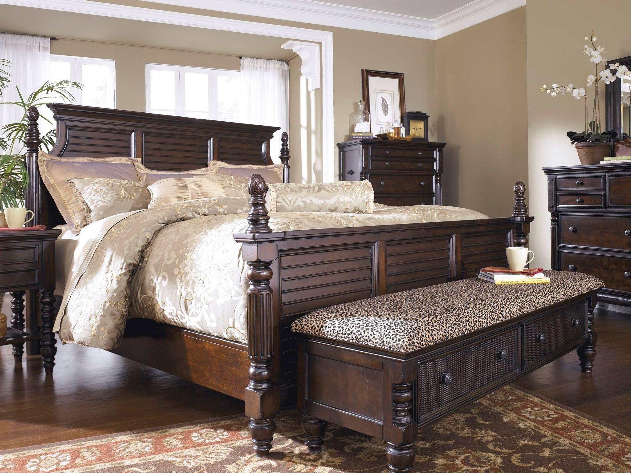 Tropical Bedroom 1