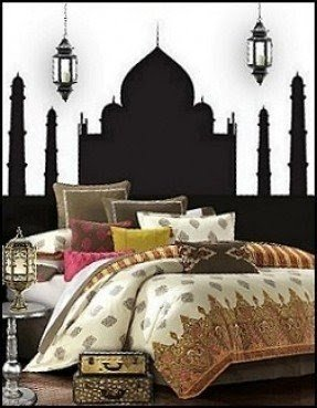 Tropical Bedroom Sets 11