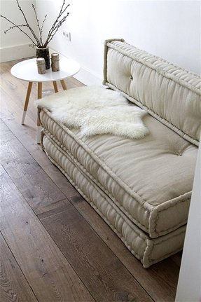Twin mattress sofa