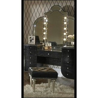 Superb 50 Best Makeup Vanity Table With Lights Ideas On Foter Gmtry Best Dining Table And Chair Ideas Images Gmtryco