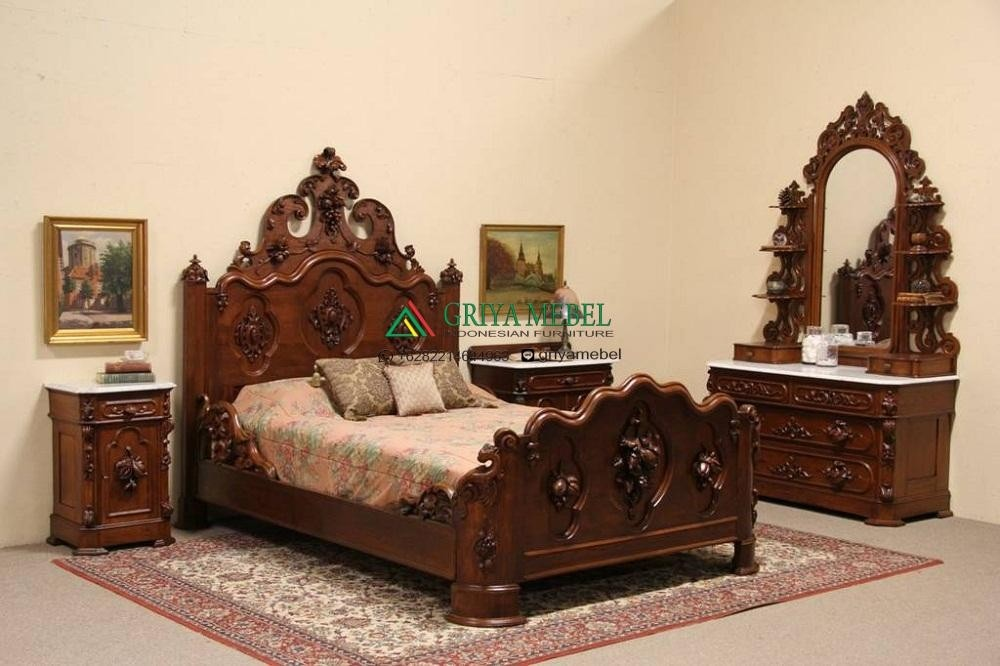Attirant Victorian Bedroom Sets 2