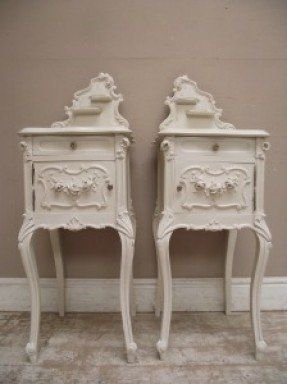 Victorian nightstands
