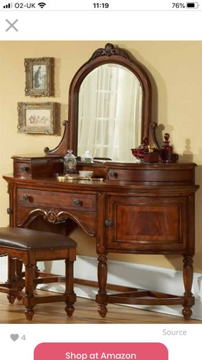 Prime Mahogany Vanity Table Ideas On Foter Gmtry Best Dining Table And Chair Ideas Images Gmtryco