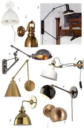 One Light Wall Sconce Foter