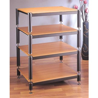 Audio racks and stands