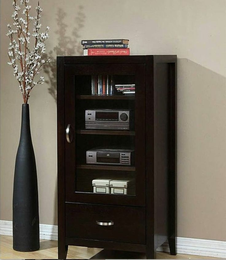 Charmant Axium Audio Cabinet 1