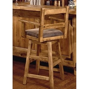Tremendous Wood Swivel Bar Stools With Arms Ideas On Foter Beatyapartments Chair Design Images Beatyapartmentscom