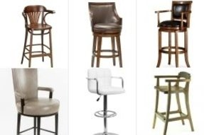 bar chairs with backs. Bar Stools With Backs And Arms Chairs A