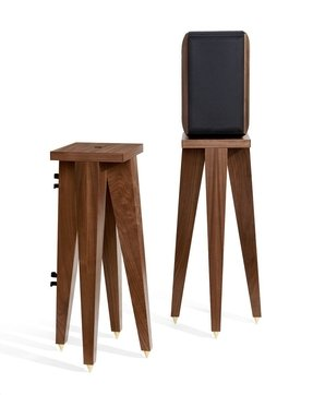 Bookshelf speaker stands 1