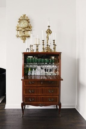 Antique Home Bar Furniture Ideas On Foter