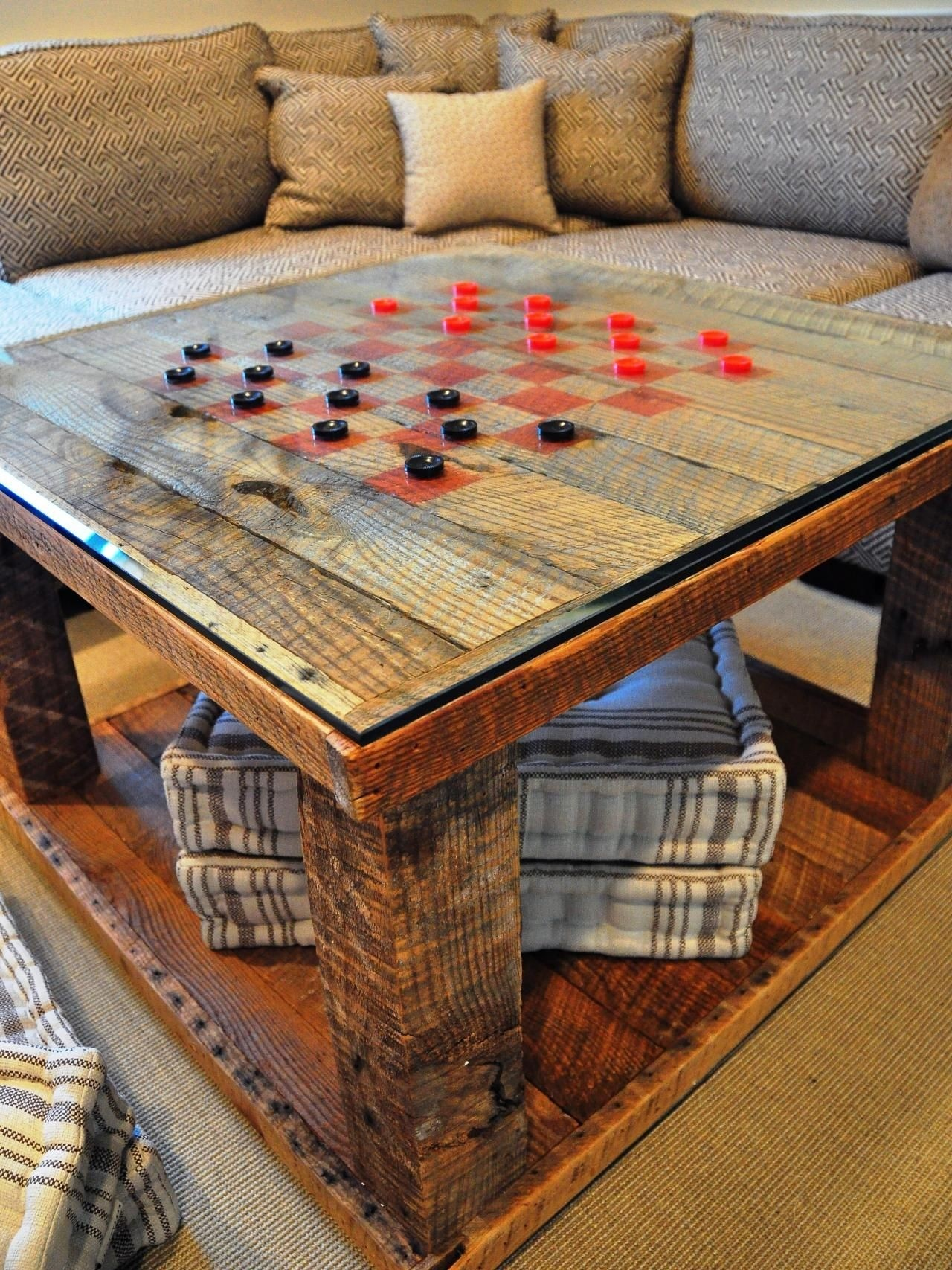 Delicieux Chess Board Table Top