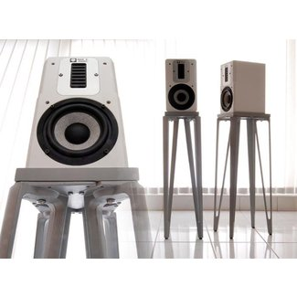 Contemporary speaker stands