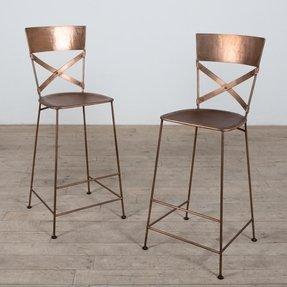 Copper Barstools Foter