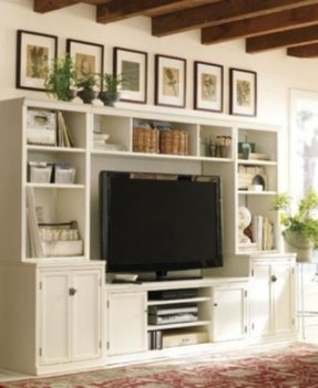 Country entertainment center